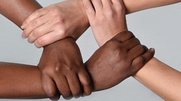united against racism pic